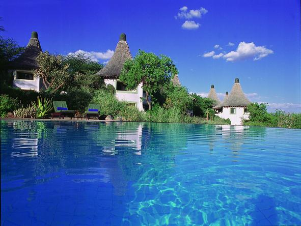 Lake Manyara Serena Safari Lodge - Pool3
